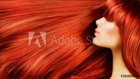 cabelo ruivo escuro